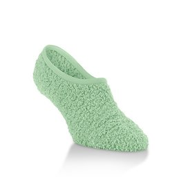 World's Softest World's Softest - Cozy Footsie with Grippers - W2411 - Wintergreen