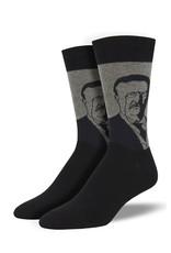 Socksmith Socksmith - Teddy - Gray Heather - MNC1861 - Crew - Men's