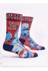 Blue Q Blue Q - Crazy Cat Dude - Men's