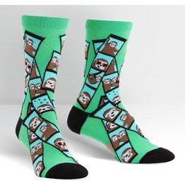 Sock It to Me Sock It to Me - Oh Snap! - W0215 - Crew - Women's