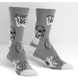 Sock It to Me Sock It to Me - Anatomy - W0211 - Crew - Women's