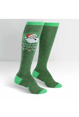 Sock It to Me Sock It To Me - Don't Stop Believing - F0336 - Knee High - Unisex