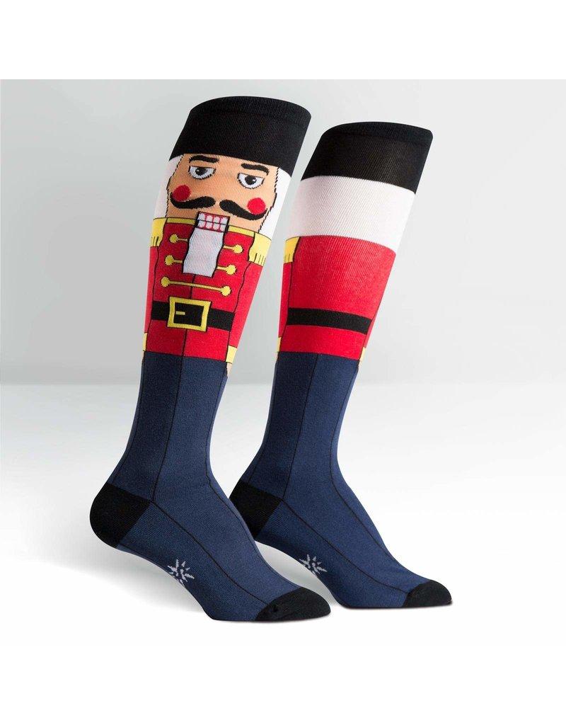 Sock It to Me Sock It to Me - Nutcracker - F0176 - Knee High - Unisex