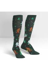 Sock It to Me Sock It To Me - Ready, Yeti, Go! - F0448 - Knee High - Unisex
