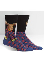 Sock It to Me Sock It to Me - All Bundled Up - MEF0408 - Crew - Men's
