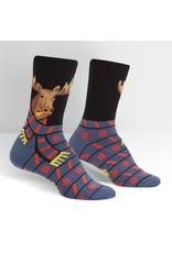 Sock It to Me Sock It to Me - All Bundled Up - W0236 - Crew  - Women's