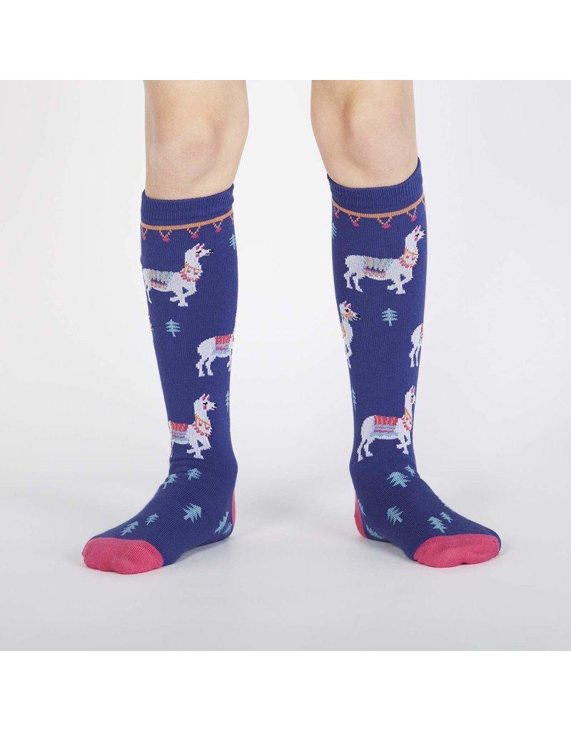 Sock It to Me Sock It to Me - Como Te Llamas? - Knee High - Kids