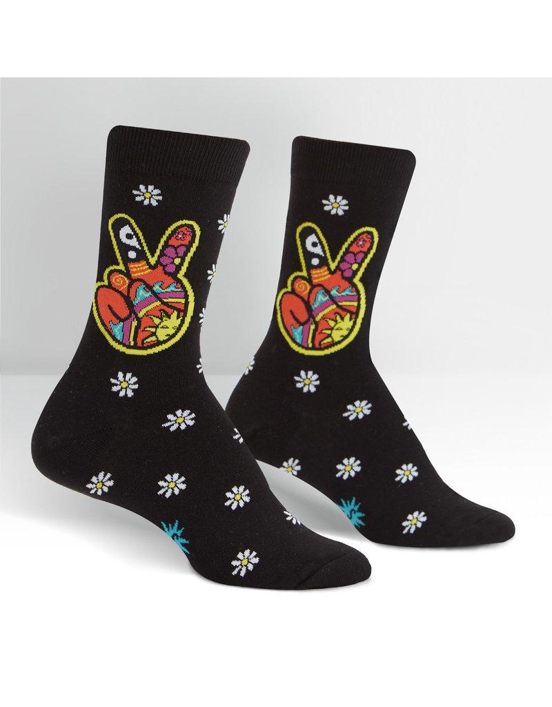 Sock It to Me Sock It to Me - Dream of the '90's - W0202 - Crew - Women's
