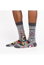 Sock It to Me Sock It to Me - Genius at Work - MEF0435 - Crew - Men's