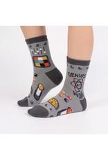 Sock It to Me Sock It to Me - Genius at Work - 0087 - Crew - Kids