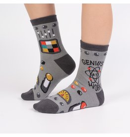 Sock It to Me Sock It to Me - Genius at Work - 0087 - Crew - Kids