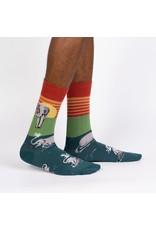 Sock It to Me Sock It to Me - Make A Splash - MEF0419 - Crew - Men's