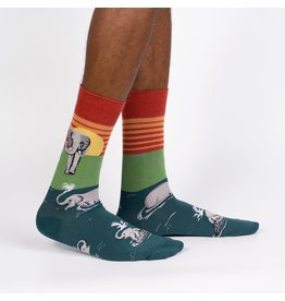 Sock It to Me Sock It to Me - Make A Splash - MEF0419 - Crew - Men's