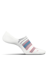 Feetures Feetures - Everyday - No Show - Stripes - Natural - Women's