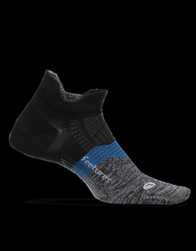 Feetures Feetures - Elite - Light Cushion - No Show Tab - Iron Ore - Unisex