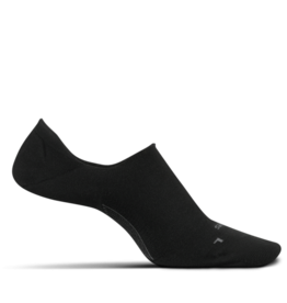 Feetures Feetures - Everyday - No Show - Black - Men's