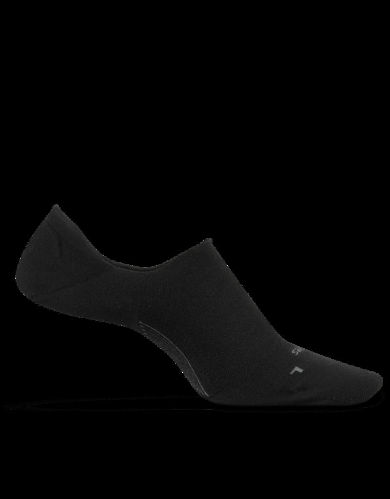 Feetures Feetures - Everyday - No Show - Black - Men's