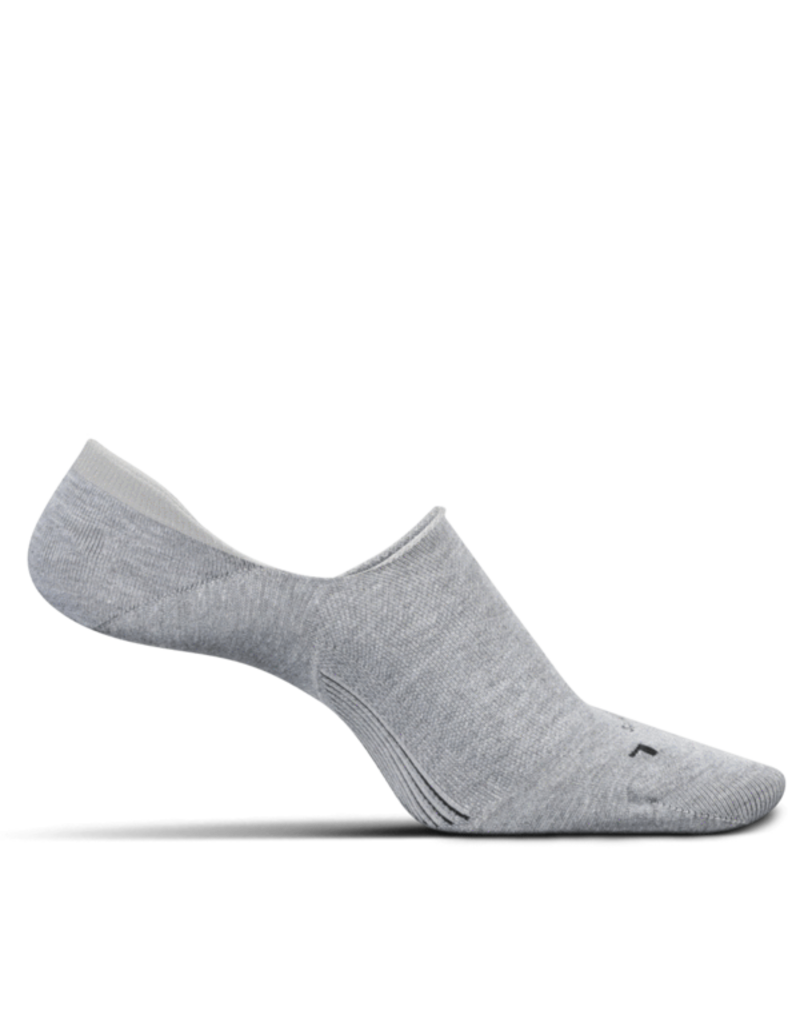 Feetures Feetures - Everyday - No Show - Gray - Men's