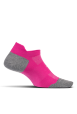 Feetures Feetures - High Performance - Cushion - No Show Tab - Fuchsia - Unisex