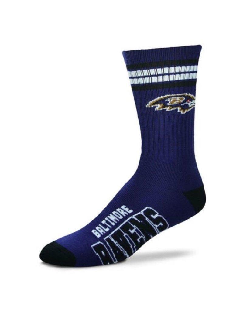 FBF FBF - 4-Stripe Deuce - Baltimore Ravens - Unisex