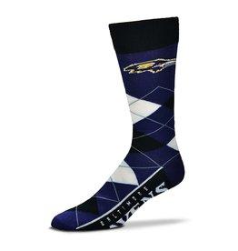 FBF FBF - Argyle Lineup - Baltimore Ravens - Unisex