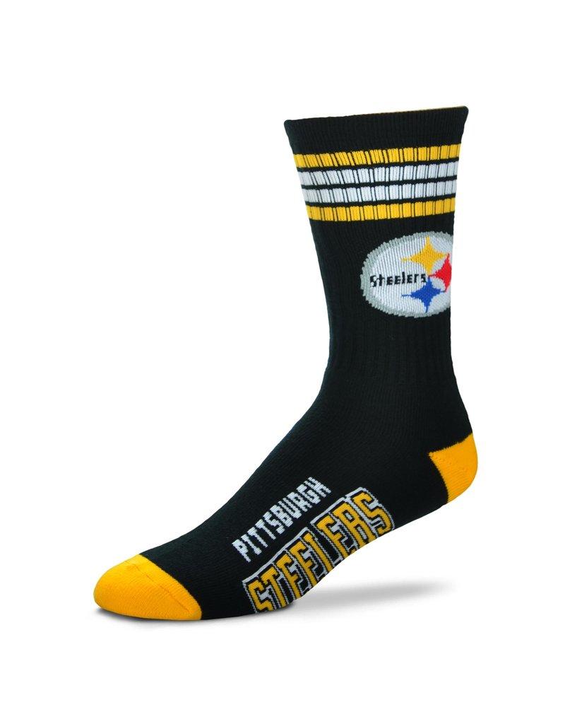 FBF FBF - 4-Stripe Deuce - Pittsburgh Steelers - Youth