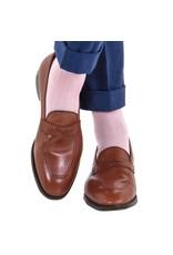 Dapper Classics Dapper Classics - Pink Solid Ribbed - Cotton - OTC