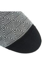 Dapper Classics Dapper Classics - Black With Cream Triangle - Cotton - OTC