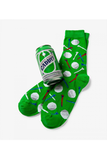 Little Blue House Little Blue House - Who's Your Caddy - Beer Can Sock - Men's