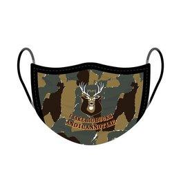 Funatic Funatic - I Like Big Bucks - Mask - One Size