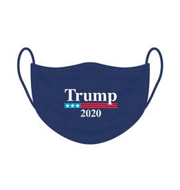 Funatic Funatic - Trump 2020 - Mask - One Size