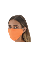 Snoozies - Neon Orange - Mask - One Size