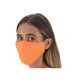 Snoozies - Neon Orange - Mask - One Size