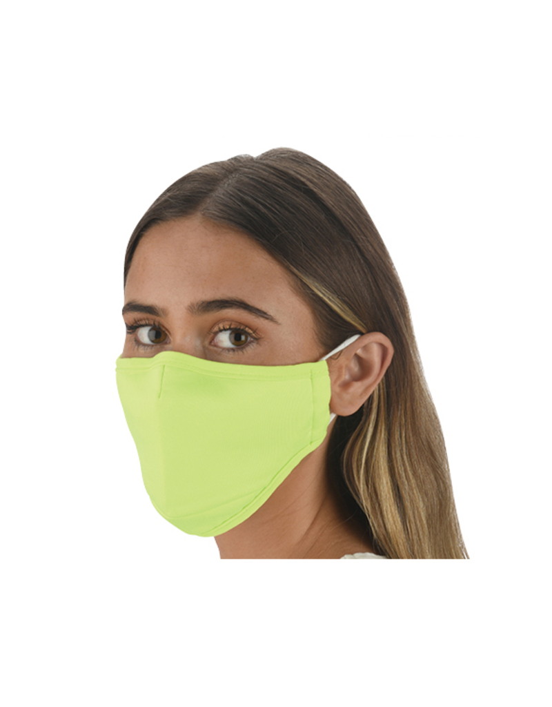 Snoozies - Neon Lime - Mask - One Size