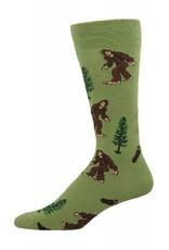 Socksmith Socksmith - King Size - Bigfoot - Moss - K-MNC612 - Crew - Men's