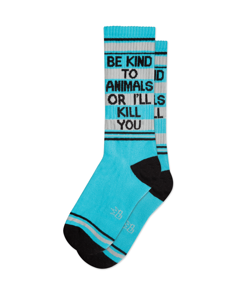 Gumball Poodle Gumball Poodle - Be Kind To Animals - GCBKA - Crew - Unisex