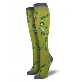 Socksmith Socksmith - Zombies - Fern - SSKH1412 - Knee High - Women's