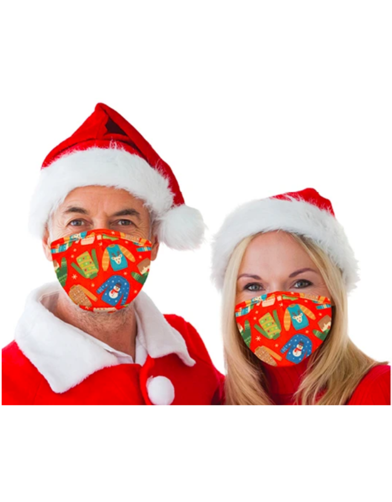 Snoozies - Xmas Sweater - Mask - One Size