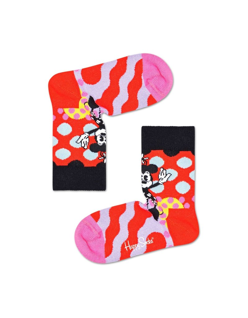 Happy Socks - Disney Minnie Time - KDNY01-0100 - Kids