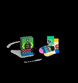 Happy Socks - Disney Gift Box - 2 Pack - Kids - 7-9Y