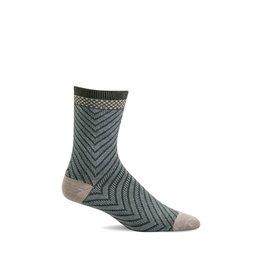Sockwell Sockwell - Essential Comfort - Very V - LD116W - Eucalyptus - Women's