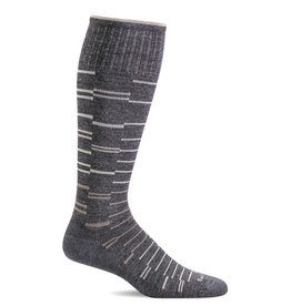 Sockwell Sockwell - Moderate Lifestyle Compression - Dashing - SW18M - Charcoal - Men's