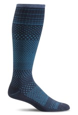 Sockwell Sockwell - Moderate Lifestyle Compression - Micro Grade - SW36W - Navy - Women's