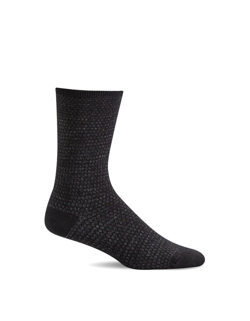 Sockwell Sockwell - Essential Comfort - Wabi Sabi - LD163W - Black - Women's