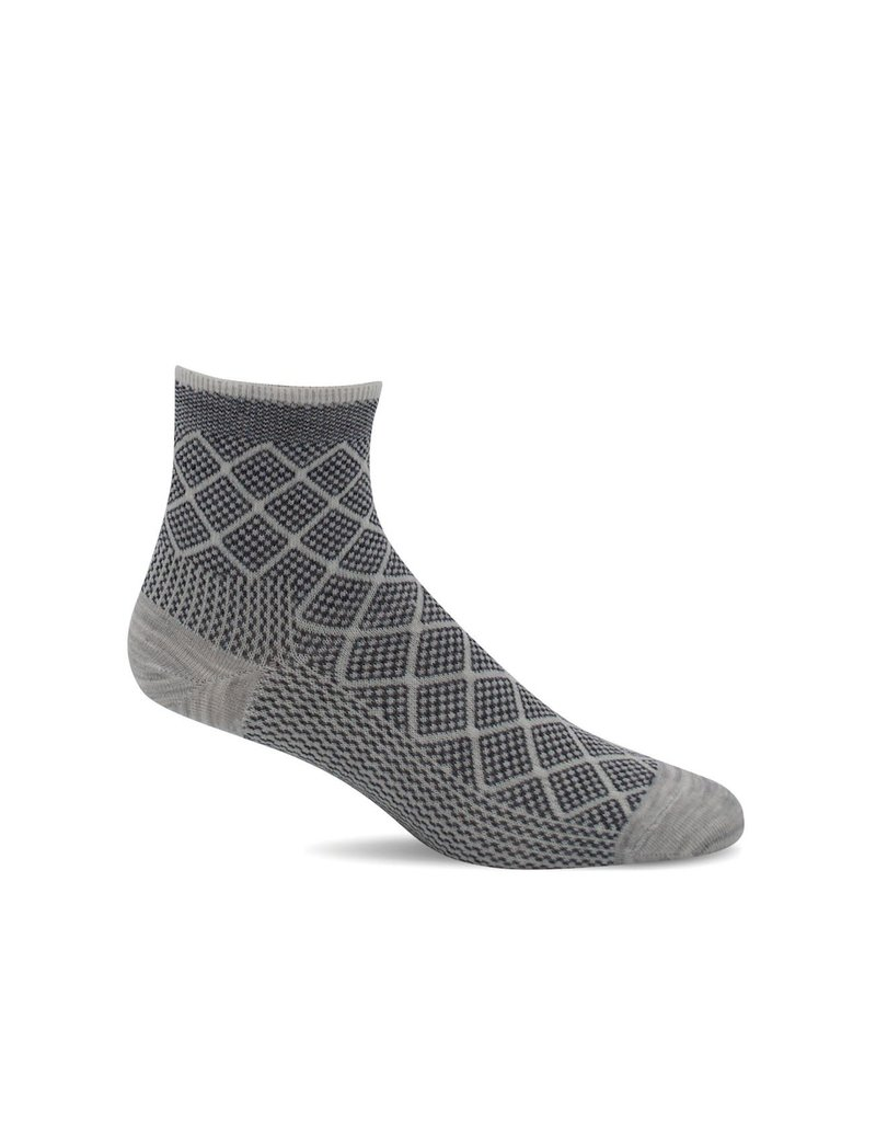 Sockwell Sockwell - Essential Comfort - Craftwork - LD170W - Charcoal - Women's