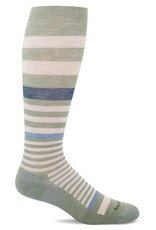 Sockwell Sockwell - Moderate Lifestyle Compression - Orbital - SW28W - Sage - Women's
