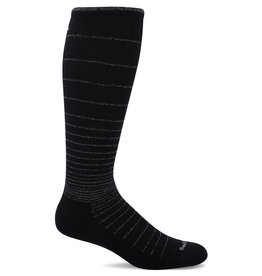 Sockwell Sockwell - Moderate Lifestyle Compression - Circulator - SW1W - Black Sparkle - Women's