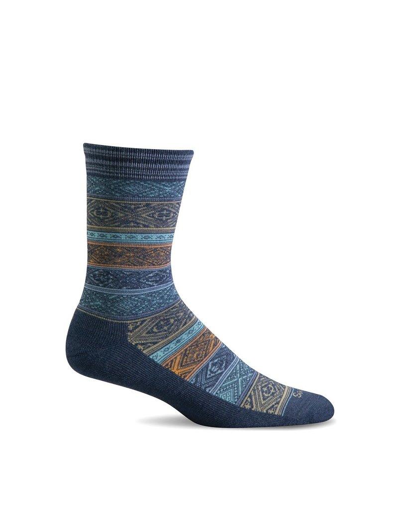 Sockwell Sockwell - Essential Comfort - Boho - LD150W - Denim - Women's