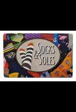 Socks & Soles $40 Gift Card