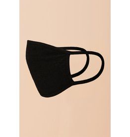 Hyfve Medical Essential Hyfve - Black - 3-Layer - Mask - One Size